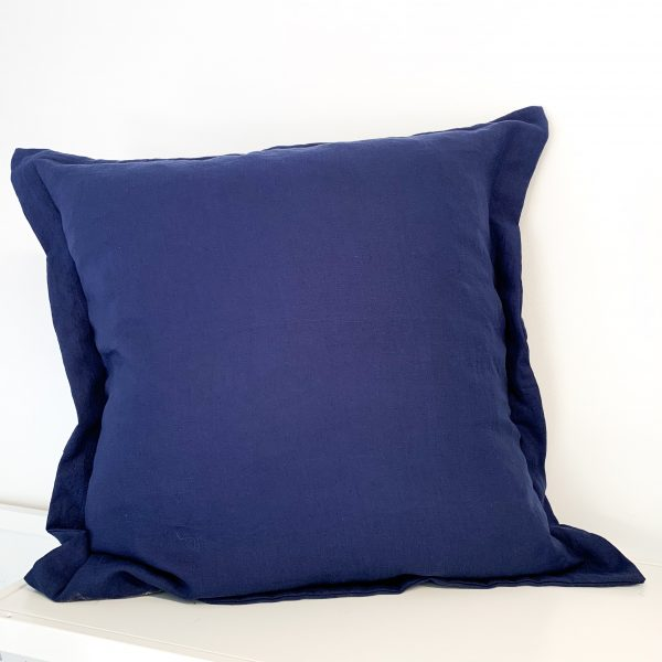 Lauren Skye Studio Large Euro Linen Cushion